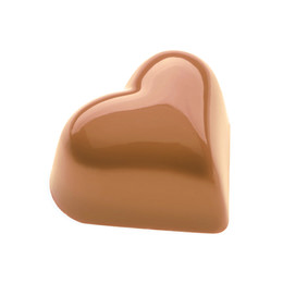 SWEET CARAMEL HEART